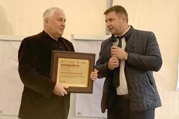На площадке центра «Мой бизнес» состоялась рабочая встреча с коллегами из Воронежа