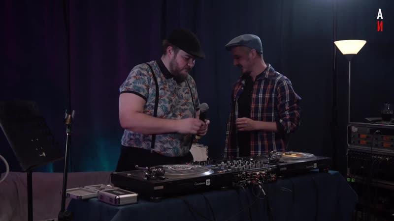 Vinyl shop feat Mult Selectah aka Tippa Mult Вместе с Mountain Man и Reggae Media