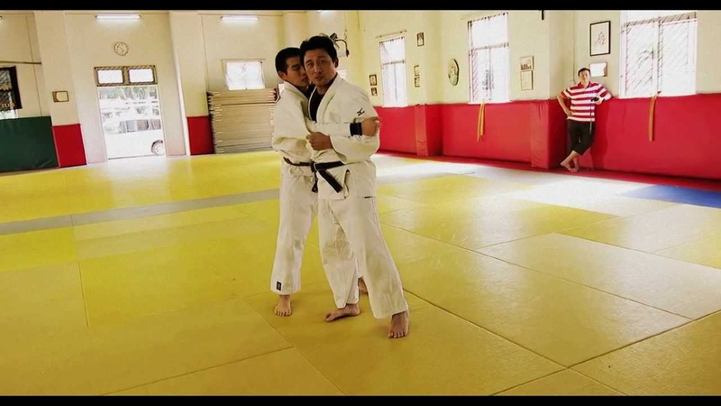 Judo Legend Jeon Ki Young Kuzushi Breaking Balance HD