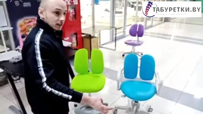 Ортопедическое кресло DUOREST KIDS DR-280D или эргономичное MEALUX MIO-2
