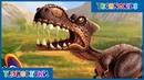 Планета динозавров - Мультфильм о динозаврах для детей