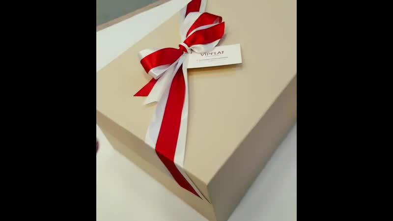 Большие коробки из переплётного картона Artitel