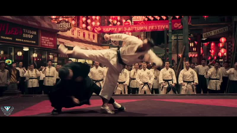 Ip Man Im Going To Knock You Out