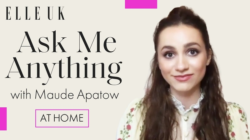 Maude Apatow On Working With Her Dad In 'The King Of Staten Island' Fangirling And 'Euphoria'