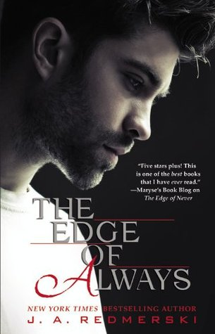 The Edge of Always (The Edge of Never #2)