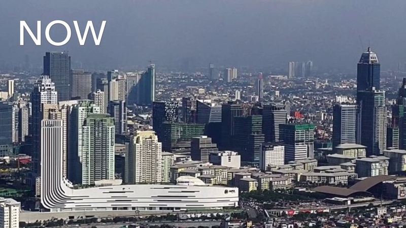 METRO MANILA TRANSFORMATION - Philippines Capital Region