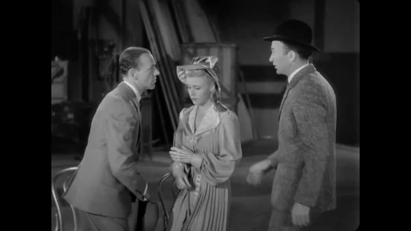 История Вернона и Ирен Кастл США 1933