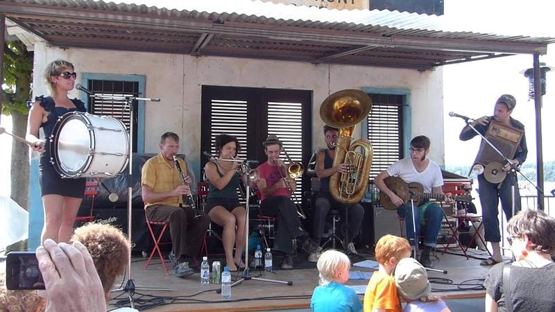 Tuba Skinny Sweet Lovin Old Soul 30 juni 2013