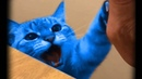 Sonic Green Hill Zone Theme Cat Meowing Cover
