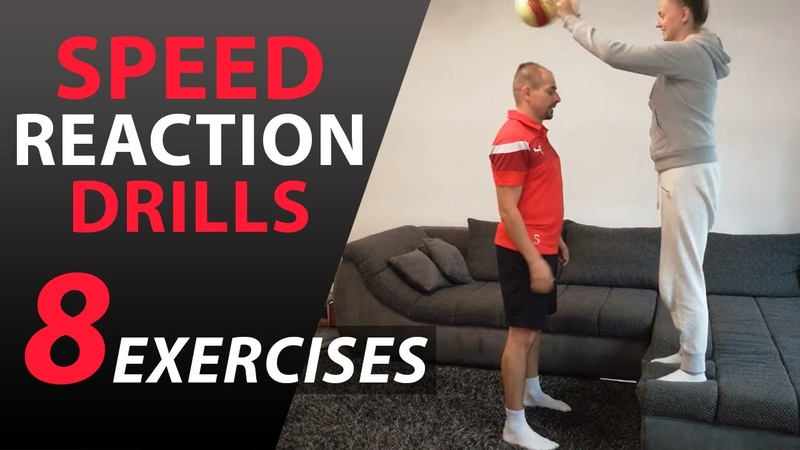 Speed Reaction Training At Home For Kids | Improve Speed Reactions 2