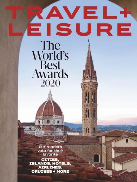Travel+Leisure USA 08.2020