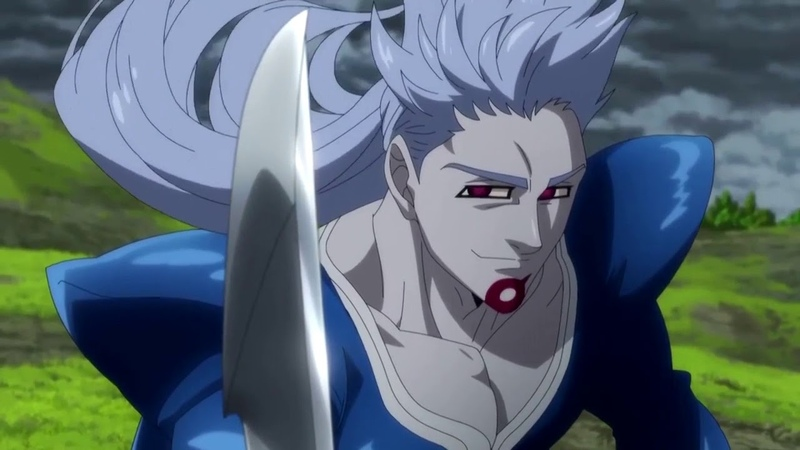 Sixthells D A E M O N Семь смертных грехов AMV Nanatsu no Taizai The Seven Deadly Sins AMV